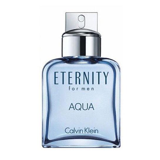 Calvin Klein Eternity Men Aqua EDT Spray 100ml, , large