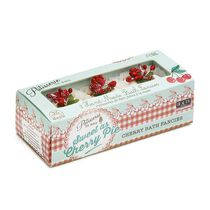Rose & Co Patisserie de Bain Bath Fancies Cherry Pie, , large