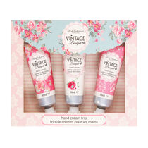 Body Collection Vintage Handcream Trio Gift Set, , large