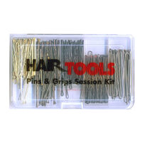 Hair Tools Pin and Grip Box, , large