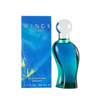 Giorgio Beverly Hills Wings for Men Eau de Toilette 50ml, 50ml, large
