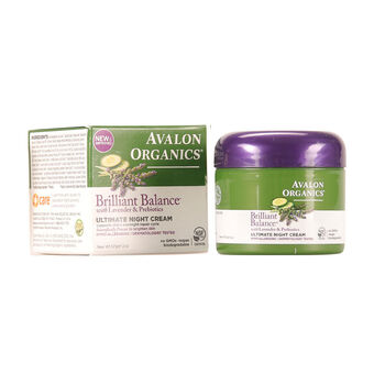 Avalon  Organics Lavender Ultimate Night Cream 50ml, , large