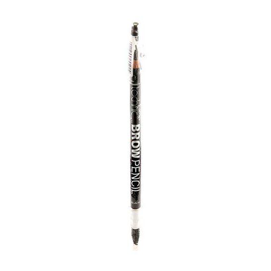 Technic Brow Pencil & Definer Brush, , large