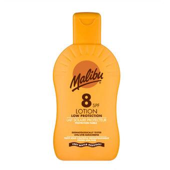 Malibu Sun Protection Lotion SPF8 200ml, , large