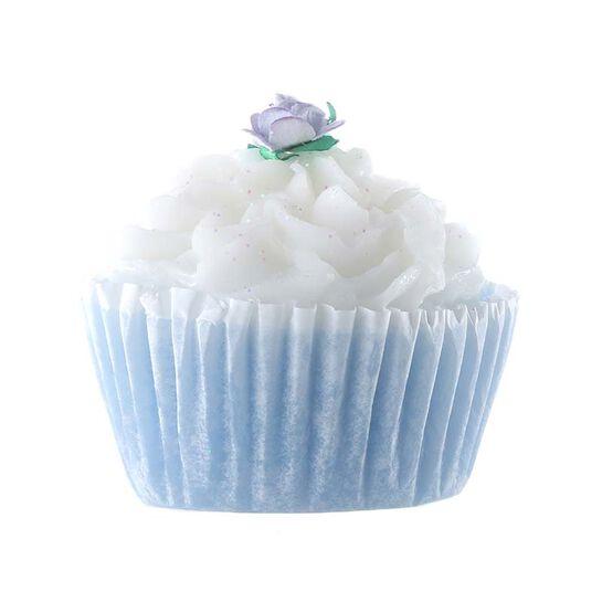 Rose & Co Patisserie de Bain Sugared Violet Cupcake Soap120g, , large
