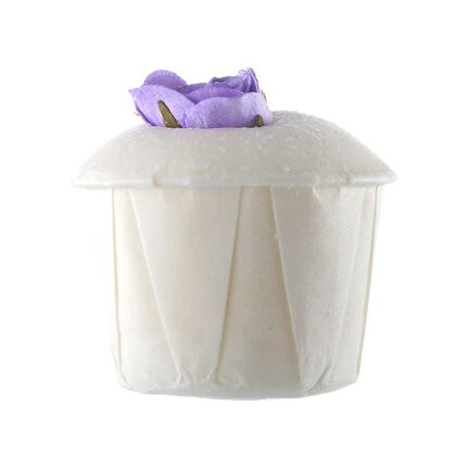 Rose & Co Patisserie de Bain Bath Fancies Violet 45g, , large