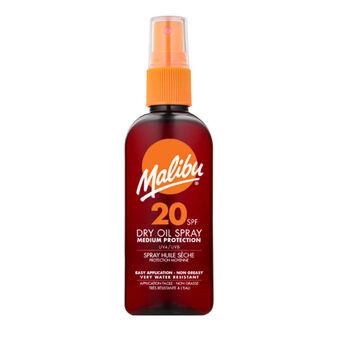 Malibu Dry Oil Spray SP20 100ml, , large