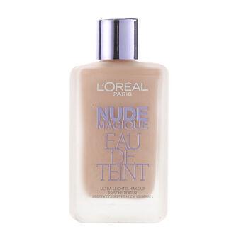 L'Oréal Nude Magique Eauloreal de Teint Foundation SPF18, , large
