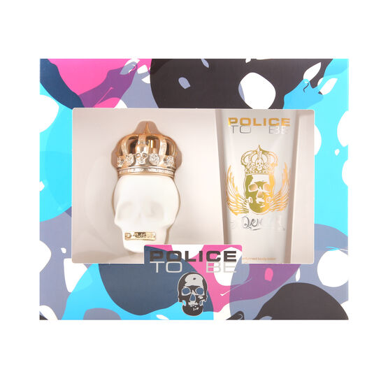 Police To Be The Queen Gift Set 40ml, , large