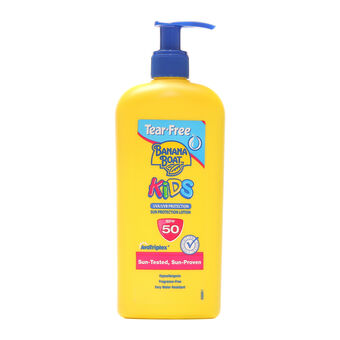 Banana Boat Kids Tear Free Lotion SPF 50 360ml, , large