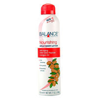 Balance Active Formula Nourishing Spray Body Lotion 200ml, , large