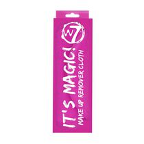 W7 It's Magic Makeup Remover Cloth, , large