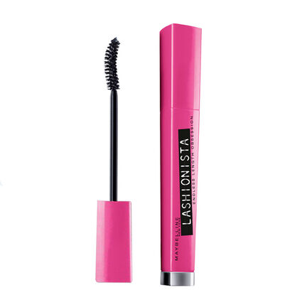 Maybelline Lashionista Endless Length Obsession Mascara 6ml, , large