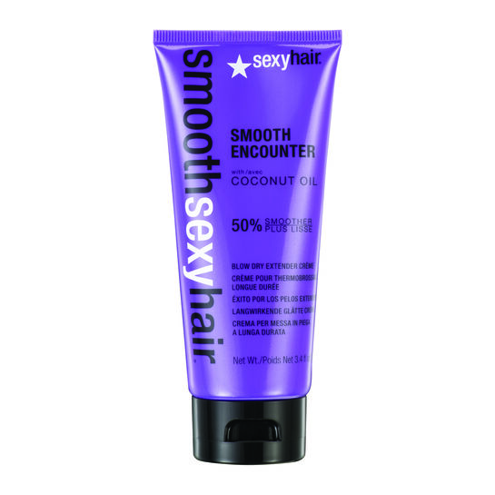 Sexy Hair Smooth Encounter Blow Dry Extender Creme 100ml, , large
