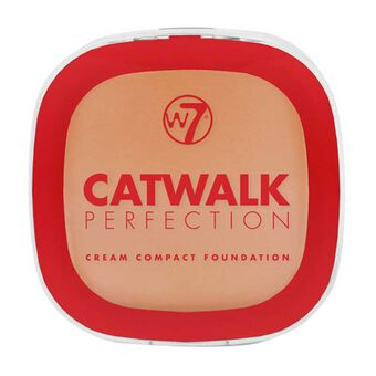 W7 Catwalk Complexion Compact Powder 7g, , large