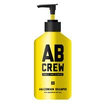 AB CREW Amazonian Shampoo 480ml, , large