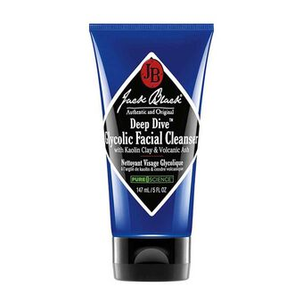 Jack Black Deep Dive Glycolic Facial Cleanser 147ml, , large