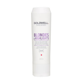 Goldwell Dual Senses Blonde & Highlights Conditioner 200ml, , large