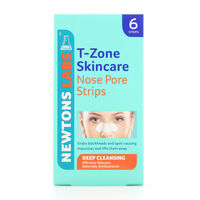 T Zone Clear Out Nose Pore Strips x 6, , large