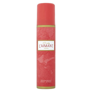 Coty L'aimant Deodorant Body Spray 75ml, , large