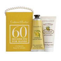 Crabtree & Evelyn Citron Honey & Corriander 60 Second Fix, , large