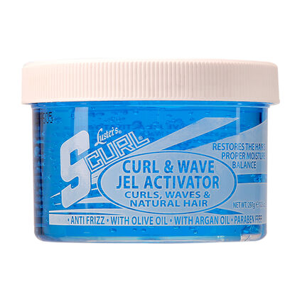 Luster's Scurl Lite Curl And Wave Jel Activator 297g, , large