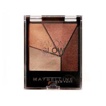 Maybelline EyeStudio Diamond Glow Eyeshadow Quad, , large
