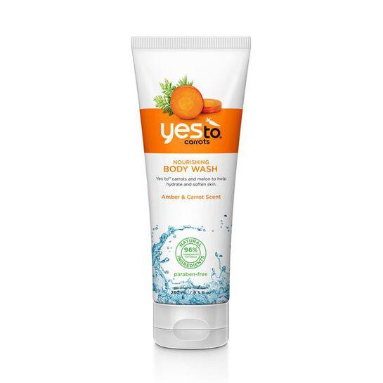 Yes To Carrots Nourishing Body Wash 280ml, , large