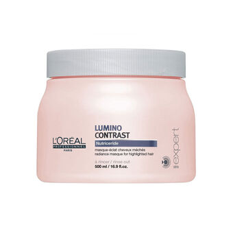 L'Oréal Serie Expert Lumino Contrast Radiance Masque 500ml, , large