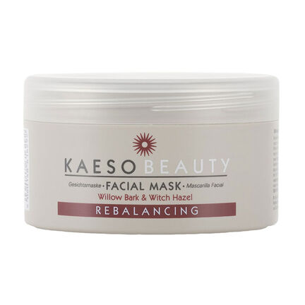 Kaeso Rebalancing Willow Bark & Witch Hazel Face Mask 95ml, , large