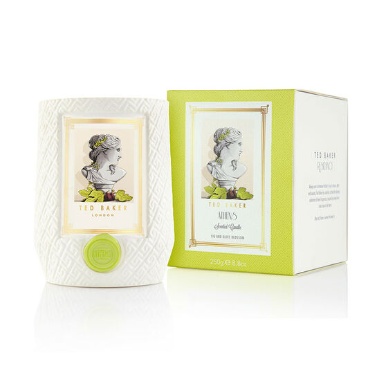 Ted Baker Residence Home Candles 250g Athens, , large