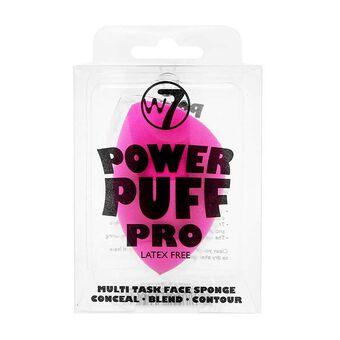 W7 Egg Shape Power Puff Pro Cosmetic Sponge, , large