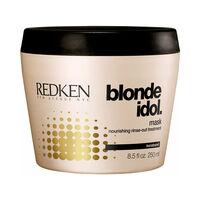 Redken Blonde Idol Rinse Out Nourishing Mask 250ml, , large