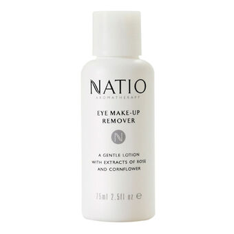 Natio Eye Make Up Remover 75ml, , large