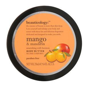 Baylis & Harding Beauticology Mango & Mandarin Body Butter, , large