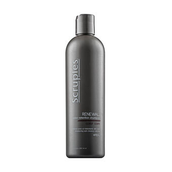 Scruples Renewal Colour Retention Shampoo 350ml, , large