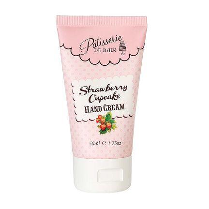 Rose & Co Patisserie De Bain Strawberry Hand Cream 50ml, , large