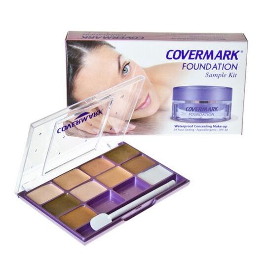 Covermark Foundation Sample Kit 10ml, , large