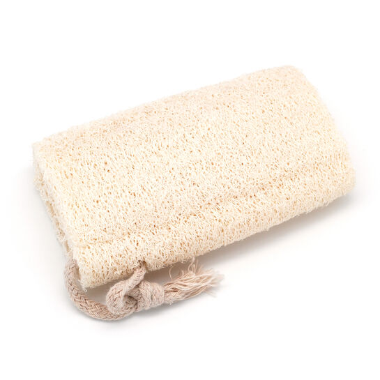 Basicare Natural Loofah Sponge, , large