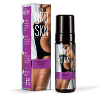 NKD SKN Tinted Tan Mousse Dark 100ml, , large