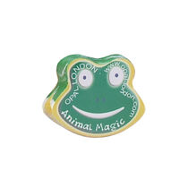Opal Crafts Animal Magic Compressed Frog Flannel, , large