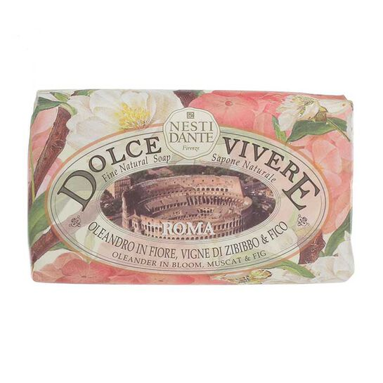 Nesti Dante Dolce Vivere Roma Soap 250g, , large