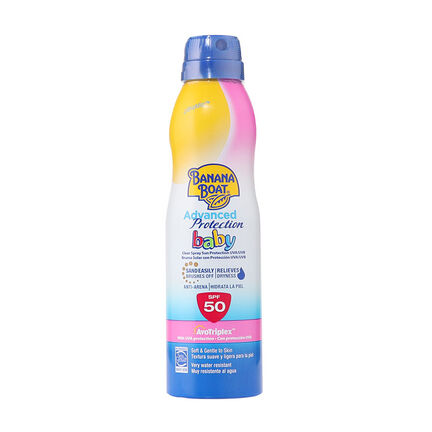 Banana Boat Baby Tear Free Spray SPF 50 180ml, , large