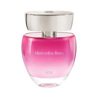 Mercedes-Benz Rose Woman Eau De Toilette Spray 90ml, , large