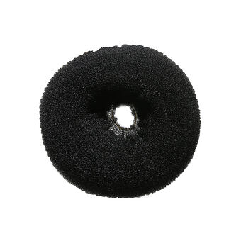 Sibel Hair Bun Ring XXL 18cm, , large