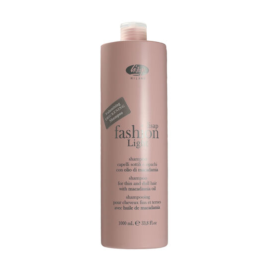 Lisap Fashion Light Volumising Thickening Shampoo 1000ml, , large