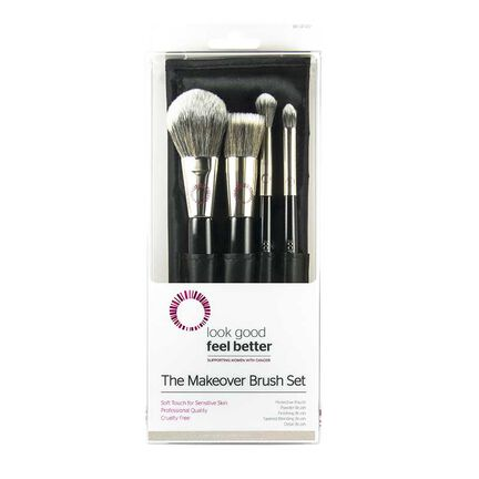 Look Good Feel Better The Makeover Brush Set, , large