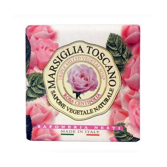 Nesti Dante Marsiglia Toscano Rosa Centifolia Soap 200g, , large