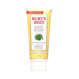 Burt's Bees Aloe and Buttermilk Sensitive Body Lotion, , large