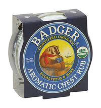 Badger Balm Mini Aromatic Chest Rub21g, , large